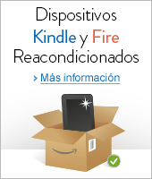 Dispositivos Kindle y Fire Reacondicionados
