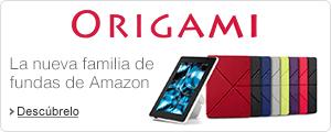 Origami - La nueva familia de fundas de Amazon