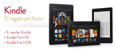 Kindle: el regalo perfecto