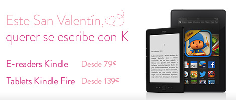 Consige el mejor regalo para San Valentin al mejor precio