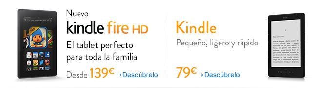 Nuevo Kindle Fire HD - El tablet perfecto para toda la familia