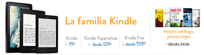 la familia kindle