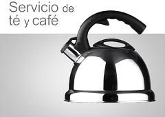 Servicio de té y café