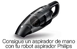 Consigue un aspirador de mano Philips