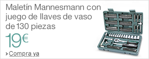 Mannesmann juego de herramientas