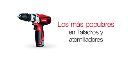 Los más populares en Taladros y atornilladores