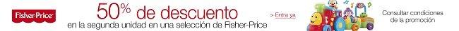 Promo FisherPrice