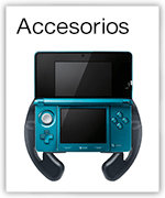 Accesorios Nintendo 3DS