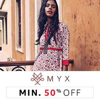 Myx Women's Clothing