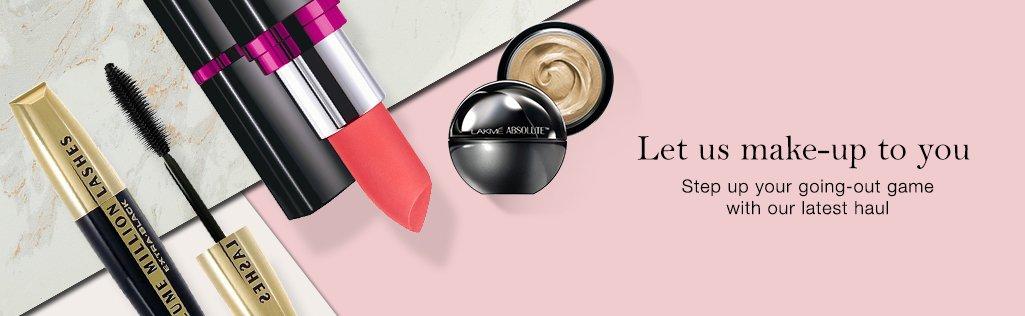 Make - up essentials