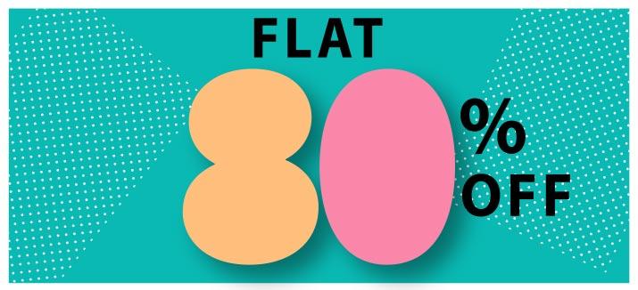 Flat 80