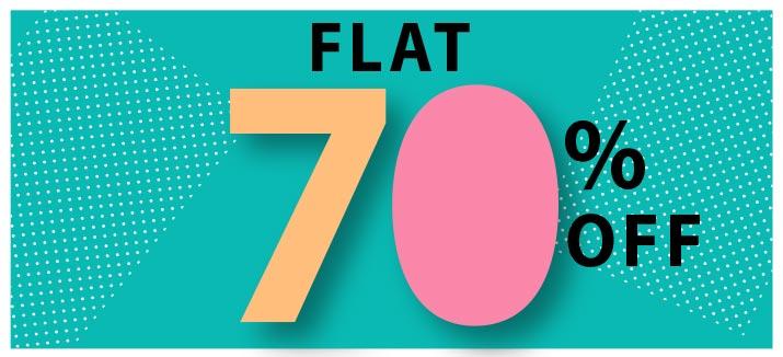 Flat 70