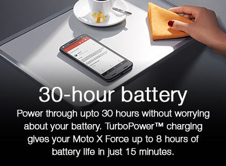 30 Hour Battery