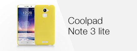 coolpad note 3 lite cases
