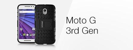 Moto G 3rd gen cases
