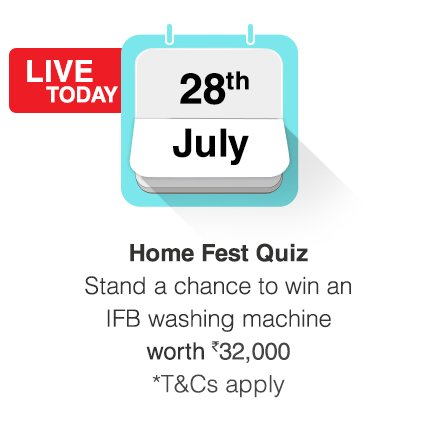 28th July Home Fest Quiz