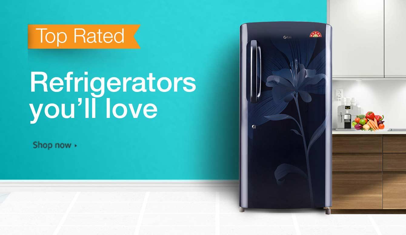 Bestselling Refrigerators