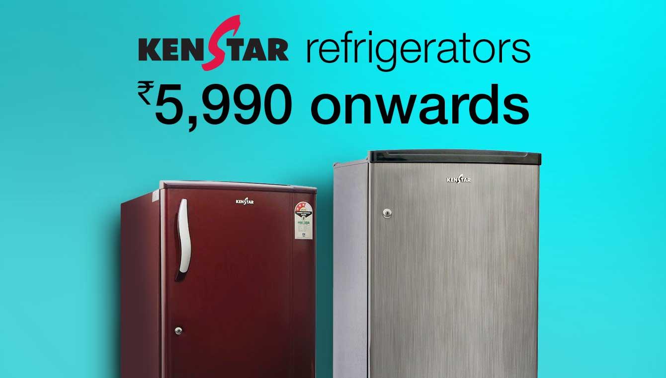 Kenstar refrigerators