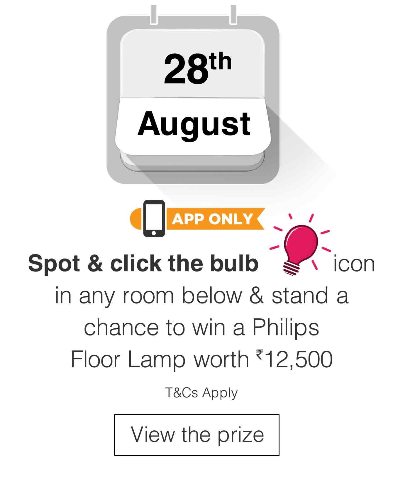 Spot & win contest