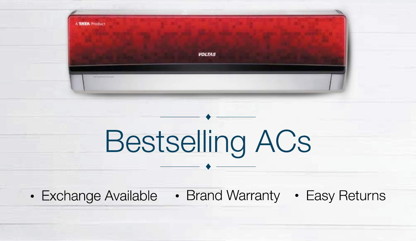 Bestselling ACs