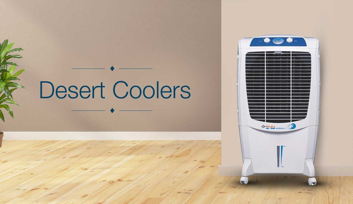 Desert coolers