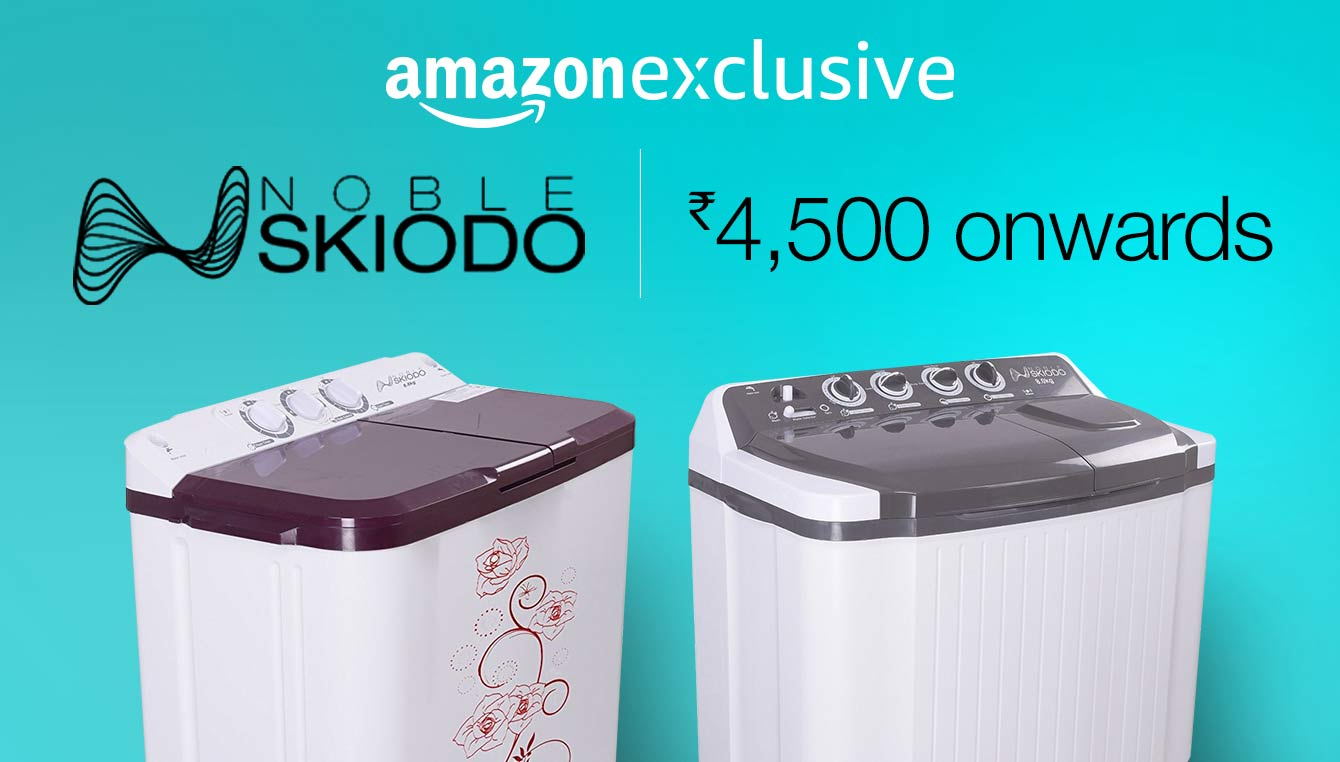Intex Washing Machines