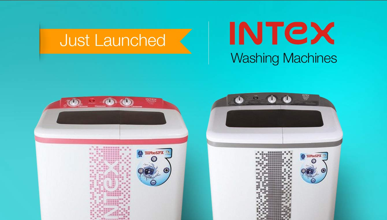Intex Washing Machines