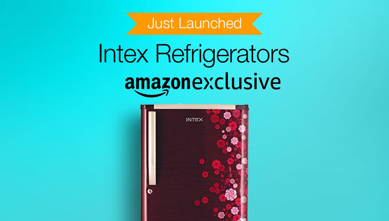 Intex refrigerators