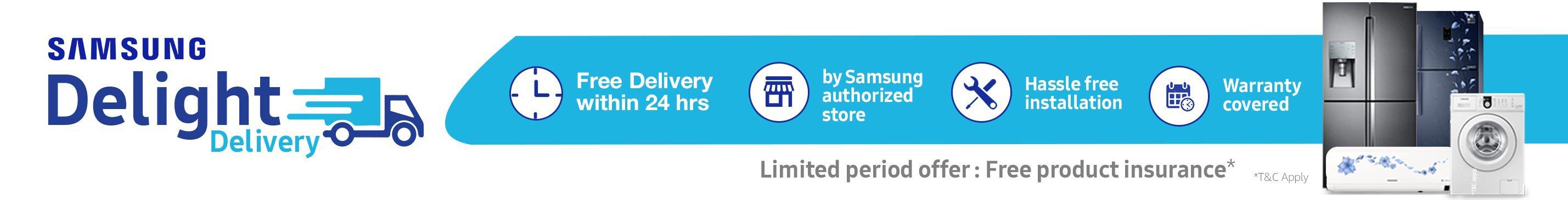 Samsung Offline to Online