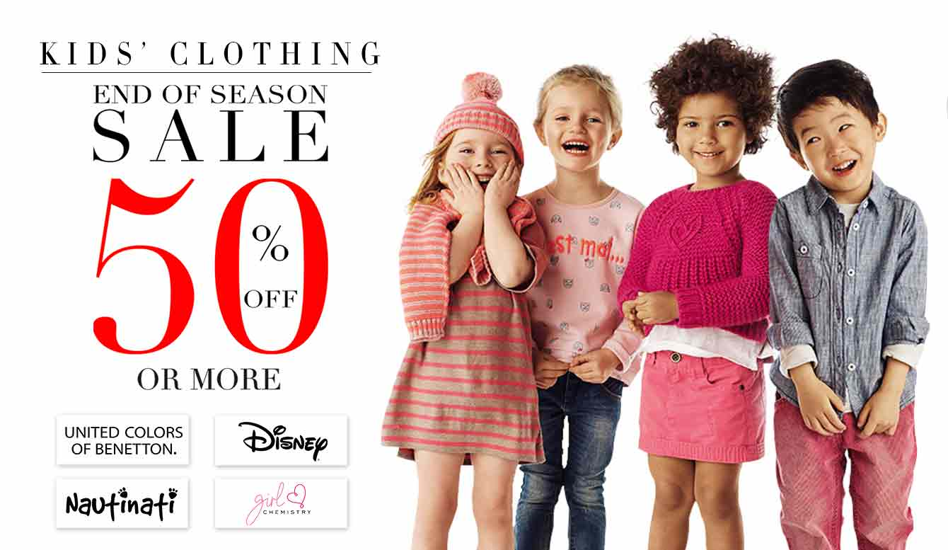 Clothes Shopping Online For Kids
