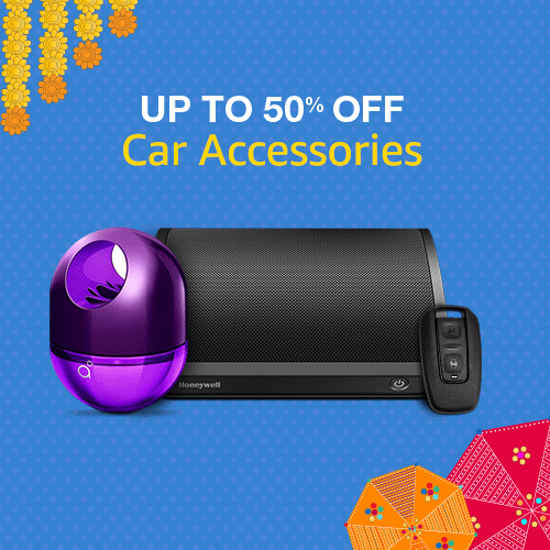 Upto 70% off on Car and Motor Bike Accessories – Shop Online at Amazon.in