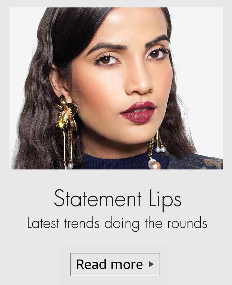Lipsticks, lip gloss, makeup looks