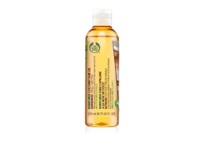 The Body Shop Rainforest Coconut Hair Oil, 200ml