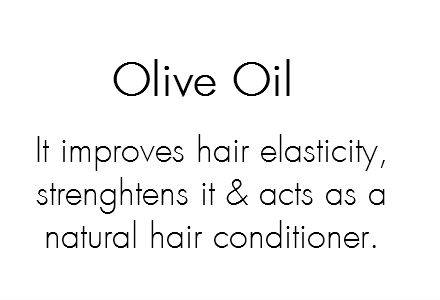 It anti-bacterial, penetrates the scalp and improves hair elasticity, promotes hair growth and hair strengthening, natural hair conditioner.