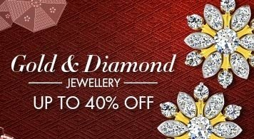 Precious Jewellery : Upto 40% off