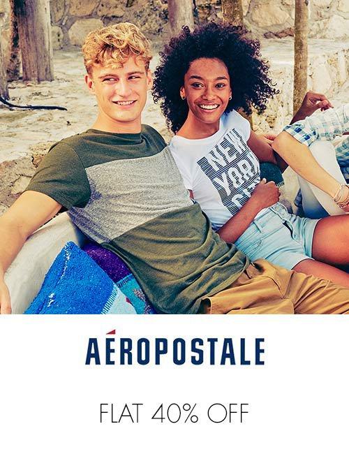 Aeropostale Flat 40% off