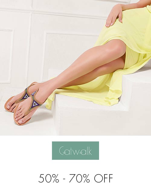 Catwalk 50% - 70% off