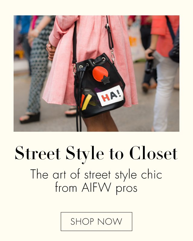 Street Style to closet