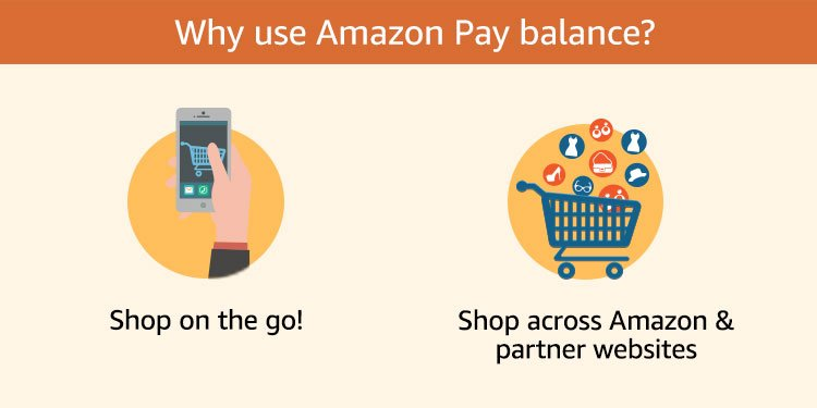Why use Amazon Pay balance