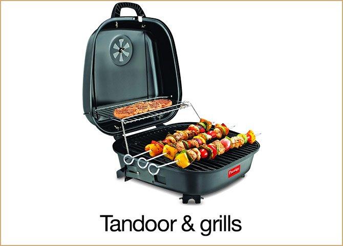 Tandoor And Grills