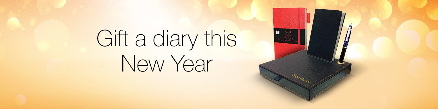Gift a diary