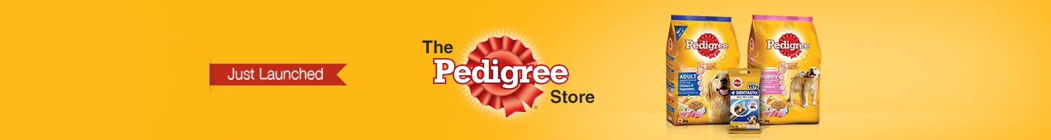Just Launched: Pedigree Store