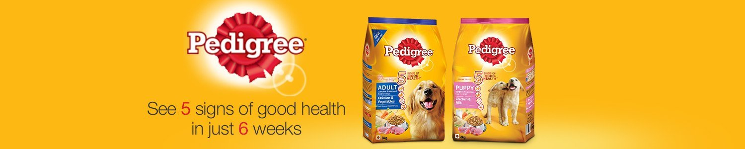 Pedigree Dog Food & Treats