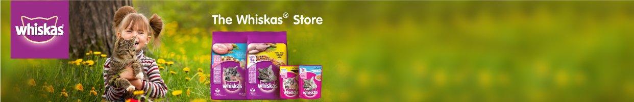 Whiskas Brand Store