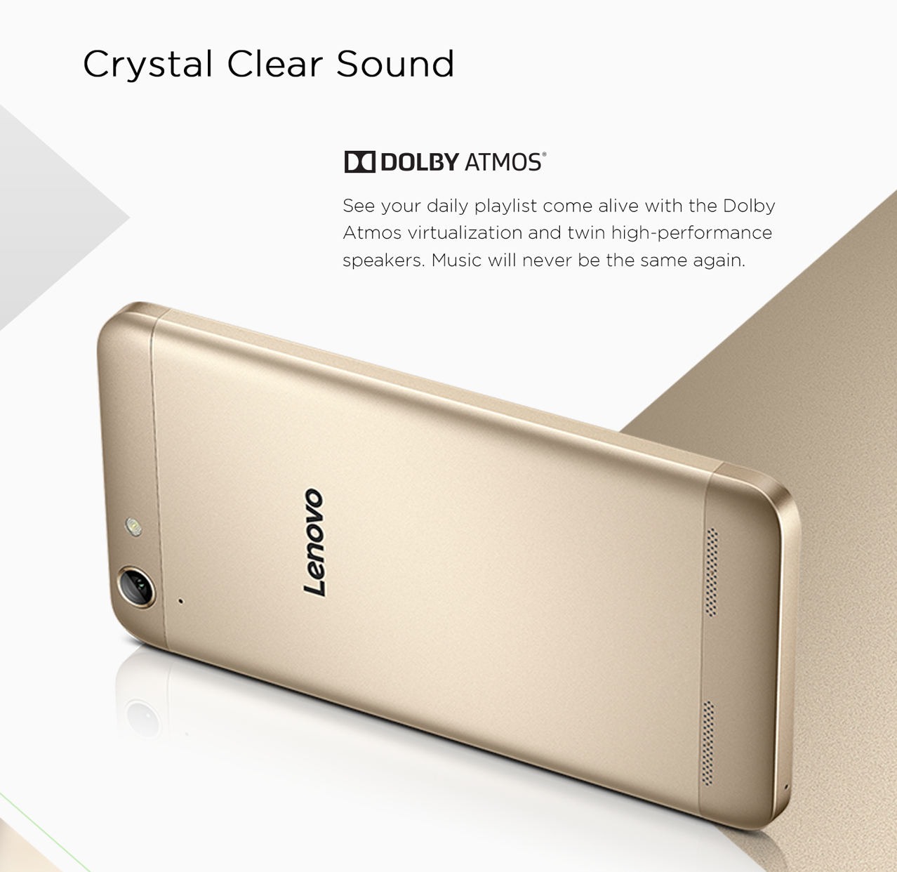 Crystal Clear Sound