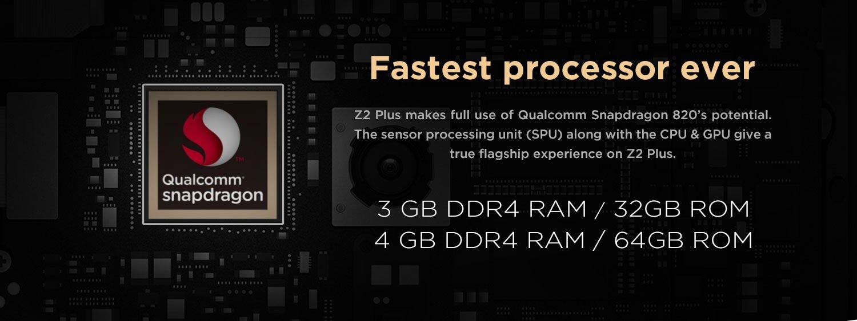 Fastest processor ever
