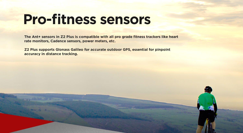 Pro-fitness sensors