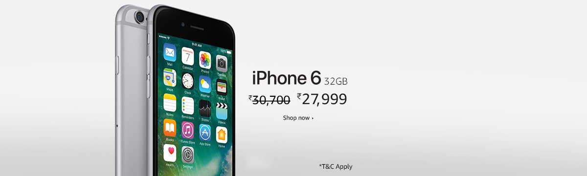 Amazon Iphone Discount offer
