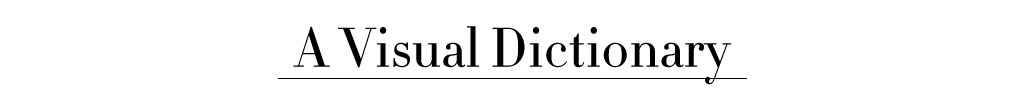 A Visual Dictionary