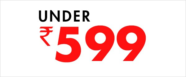 under Rs. 599